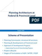 planning of projects at pakistan
