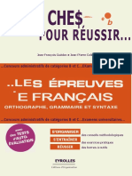 30 fiches pour résussir les épreuves de Français orthographe, grammaire et syntaxe.docx
