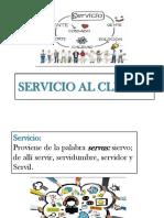 Clase 1 El Servicio Como Producto
