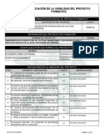 5.Reporte Viabilidad Proyecto de Aprendizaje - 1806866 - EMPRENDEDOR en PRODUCCION de C