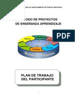 Formatos Participante Deshidratacion de Frutas y Hortalizas