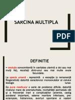 Sarcina gemelara 2018