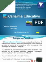 presentaciondelproyectocanaimaeducativo-130216151310-phpapp01