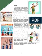 Elementos Técnicos Del Voleibol