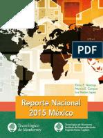 Global Entrepreneurship Monitor- Reporte Nacional 2015-2016 Mod