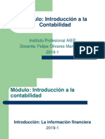 Introduccion a La Contabilidad Tema 1 Introduccion y Entorno (2019-1)