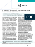 Q3 2019 Global Commercial Property Monitor Headline Report