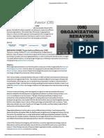 Organizational Behavior (OB) - Investopedia