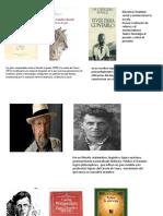 Los autores posguerra