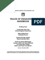 San Remo - Rules of Engagement - Handbook