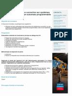 Effectuer La Maintenance Corrective Sur Systmes Automatiss Quips Dun Automate Programmable-1572555781