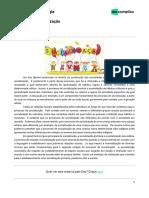 Extensivoenem Sociologia Processo de Socialização 15-02-2019 28a5cf8777f558ba2478cc9fa4350716