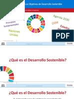 Seminario Desarrollo Sostenible