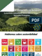 Sandro Cusi - Rodadas Que Conservan Los Bosques