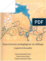 Experiencias Pedagógicas en Diálogo - 73 a 85.Esc. Nueva