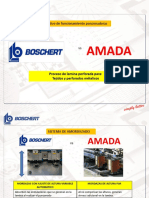 Boschert Punzonadoras Ventajas vs Torreta Alta