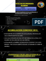 Entrevista de responsabilidad social empresarial a acumulación conchoc.pptx