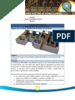 Identificación de Riesgos y Prevenciones - instalaciones electricas domiciliarias