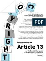 Copyright Proposal Article13
