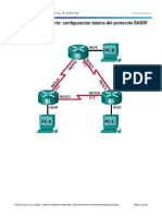 6.2.2.5 Lab - Configuring Basic EIGRP f IPv4