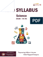 ISFO Syllabus Science@abu