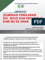 05 Eliminasi HIV_Sif_Hep B Ibu Ke Anak