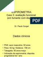 ESPIROMETRIA - Caso 3