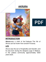 Divine Avatars - Written by r.harishankar