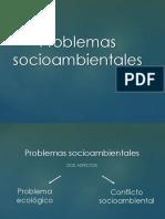 Problemas Socioambientales
