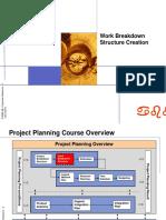 Work Breakdown Structure 06