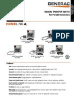 HomeLink Spec Sheet 0L1648