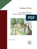 Etologia Ed Etica