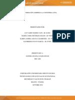 Plan de Formación, Empresa La Costurera Ltda.
