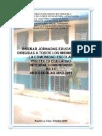 Peic Escuela Celestino González Ortiz