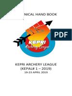 Technical Hand Book Kepal