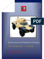 Various Armored Vehicle