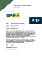 Universidades Con La Carrera de Ingenieria Comercial
