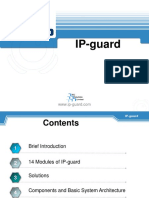 IP-guard Product Introduction