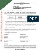 Ensaio de Fio Incandescente IEC 60695-2-11