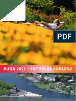 BUGA 2011 - Entdecke Koblenz