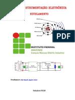 Projeto Curso Instrumentação Eletrônica_Nivelamento_Eletricidade, Eletronicas Analógica e Digital_Completa