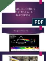 Teoria Del Color Aplicada a La Jardinería