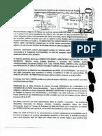 Carta Presidente López Obrador