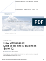 New Whitepaper_ Mod_plsql and E-Business Suite 12 _ Oracle E-Business Suite Technology Blog