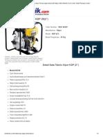 Harga Spesifikasi Kipor Pompa Irigasi Diesel KDP 20(2'') INDOTEKNIK.co.ID _ Toko Teknik Perkakas Online
