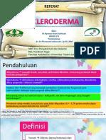 PPT Skleroderma Maju