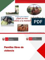 1. Familias Libres de Violencia