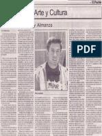 Vida y obra de Erly Almanza