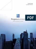 Projetoalumínio Técnico Baixa