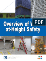 Overview of Work at Height Safety Eng